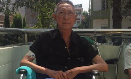 Nghệ sĩ Lê Bình tiết lộ bệnh đang trở nặng, liệt nửa người vì ung thư phổi