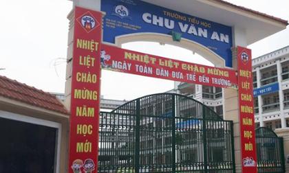 Hà Nội: Phát hiện thịt gà ôi thiu tuồn vào bếp ăn trường tiểu học