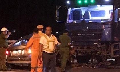 Tai nạn kinh hoàng trước cửa hầm Hải Vân: Lỗi do xe con vượt ẩu