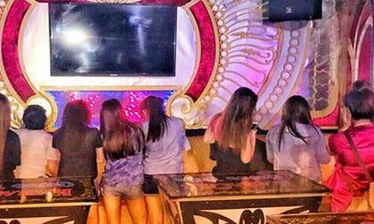 """Phát hiện 27 """"nam thanh nữ tú"""" có mặt tại bữa tiệc ma túy trong phòng karaoke"""