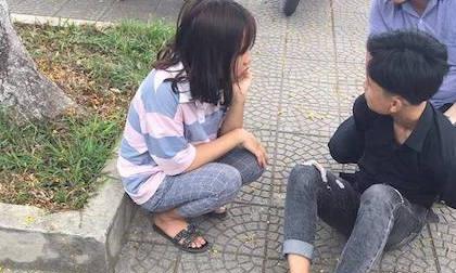 Bạn gái thiếu niên đâm người vì bị nhắc vượt đèn vàng: Em chỉ đến xin lỗi