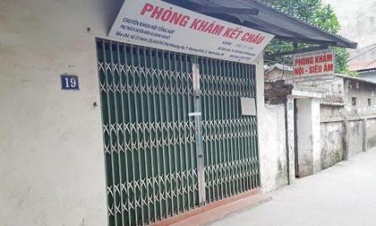 Vụ nữ công nhân tử vong khi truyền đạm: Đình chỉ phòng khám