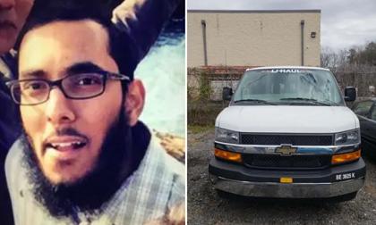 Mỹ chặn đứng âm mưu khủng bố bằng xe tải bị đánh cắp