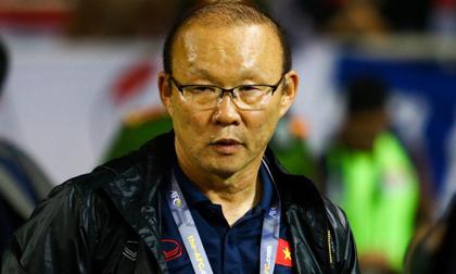 VFF lại chiều lòng thầy Park với quyết định hiếm gặp trong lịch sử bóng đá Việt Nam