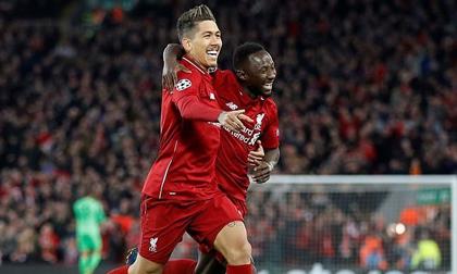 Hạ Porto, Liverpool rộng cửa vào bán kết Champions League