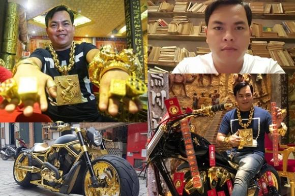 Đại gia đeo nhiều vàng nhất Việt Nam vừa bị bắt vì nghi vấn buôn ma túy sở hữu tài sản khủng đến mức nào?-1