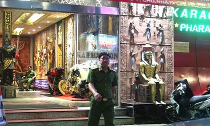 Công an TP HCM phong tỏa karaoke của đại gia Phúc XO