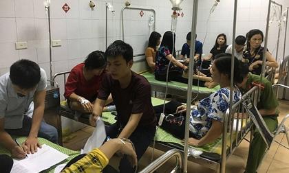 Hải Dương: Hơn 80 công nhân nhập viện cấp cứu nghi ngộ độc thực phẩm