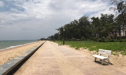 Điều tra nguyên nhân một người đàn ông tử vong bất thường tại bãi biển