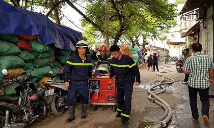 Đã tìm thấy thi thể thứ 8 trong vụ cháy kinh hoàng ở Trung Văn