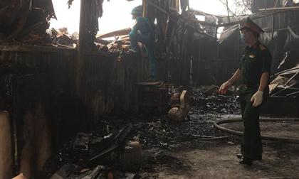 Khởi tố vụ cháy nhà xưởng khiến 8 người thiệt mạng ở Hà Nội