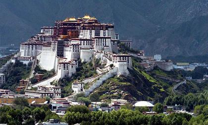 Cung điện Potala: Biểu tượng của Phật giáo Tây Tạng