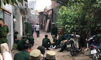 Gia đình 4 người chết cháy ở Trung Văn: Ba mẹ con lên Hà Nội chữa bệnh
