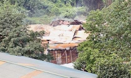 Vụ cháy nhà xưởng ở Hà Nội: Thi thể bị than hóa, đã xác định được ADN