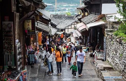 Thanh Âm – thị trấn cổ xinh đẹp vùng tây nam Trung Quốc - 4