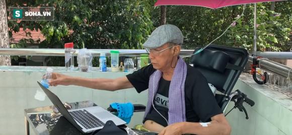 Nghệ sĩ Lê Bình: Tôi cầu xin trời đất cho mình đủ sức làm nốt 3 việc cuối cùng trước khi ra đi