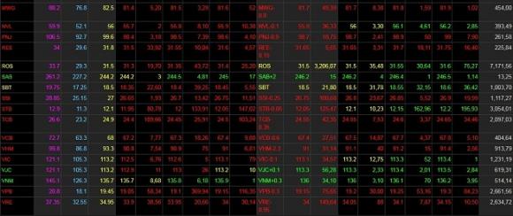 Cổ phiếu nhà Vingroup gây bất ngờ, thị trường gặp phen chao đảo - 1