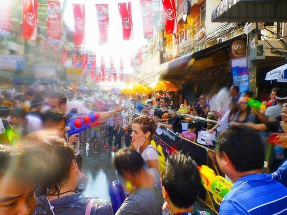 237 người chết và hàng nghìn người bị thương chỉ trong 4 ngày diễn ra Lễ Songkran 2019 - Ảnh 2.