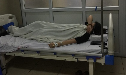 Hà Nội: Nghi án bé gái 14 tuổi bị lột đồ giữa phố, đánh tổn thương não