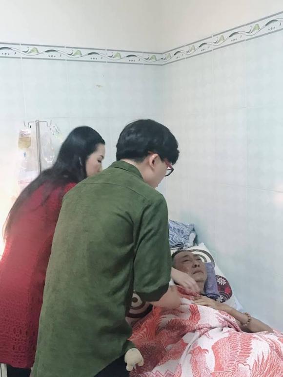 Bật khóc khi gặp Cát Phượng, nghệ sĩ Lê Bình khiến ai cũng xót xa: Lần này anh đau quá em ơi-4