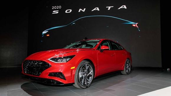 Hyundai Sonata thế hệ thứ 8, sự