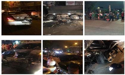 Đêm kinh hoàng tại Hà Nội: Tai nạn xảy ra khắp nơi, đếm sơ có tới hơn 10 vụ kinh hoàng