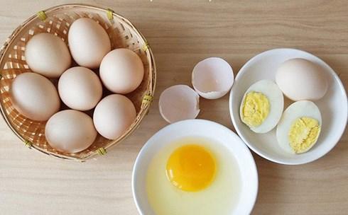 Ăn trứng gà theo cách này là tự