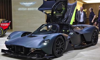 Những 'quái vật F1' ẩn mình trong lốt siêu xe đường phố