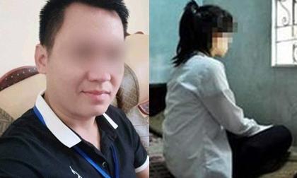 Bị khởi tố, thầy giáo làm nữ sinh lớp 8 mang bầu đối diện án tù nào?