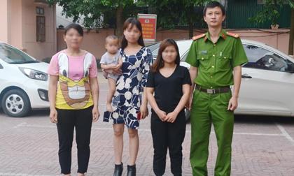 Sang Trung Quốc giải cứu chị, em gái 18 tuổi mắc bẫy kẻ buôn người