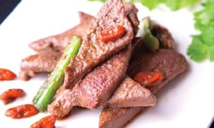 Những bộ phận của thịt lợn vừa ít dinh dưỡng lại chứa nhiều độc tố