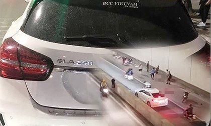 Khởi tố vụ án xe Mercedes đâm chết người tại hầm Kim Liên