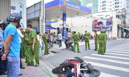 Nhóm đối tượng truy sát 2 thiếu niên đi mua trà sữa ở Sàì Gòn