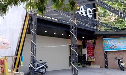 Hai nhân viên quán karaoke bị nhóm khách rút súng bắn gục