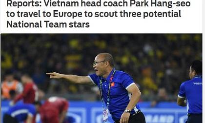 Báo châu Á: HLV Park Hang-seo đang làm 'cách mạng' cho ĐT Việt Nam