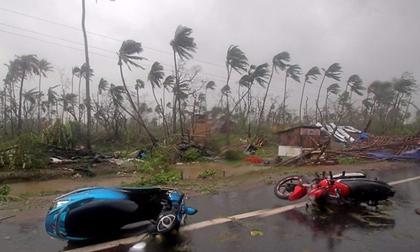 Siêu bão Fani mạnh nhất 20 năm tấn công Ấn Độ, ít nhất 7 người chết