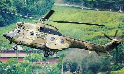 Rơi máy bay quân sự ở Venezuela, không một ai sống sót