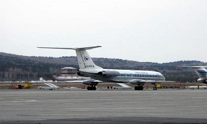 Lại thêm sự cố máy bay dân dụng trượt khỏi đường băng ở Nga