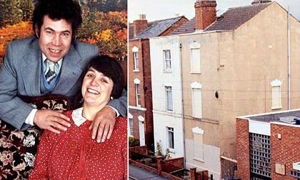 """Hành trình tội ác của cặp đôi sát thủ: Ngôi nhà """"địa ngục"""""""