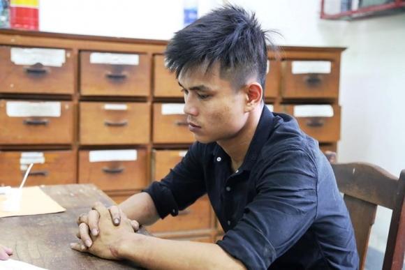 Nam thanh niên mua xăng đốt chung cư trả thù ở Đà Nẵng - ảnh 1