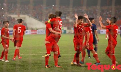 Bốc thăm King's Cup: Đội tuyển Việt Nam tái đấu đội tuyển Thái Lan