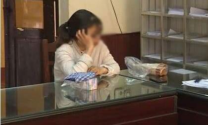 Triệu tập cô gái tung tin đồn Thiếu úy công an bị bắt trong vụ nữ sinh ship gà