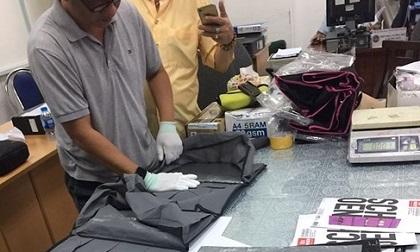 Hơn 7kg ma túy tổng hợp ngụy trang trong bưu phẩm chuyển phát từ châu Âu