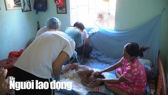 Bác sĩ năn nỉ xin cứu bé 9 tuổi, gia đình quyết từ chối - 1