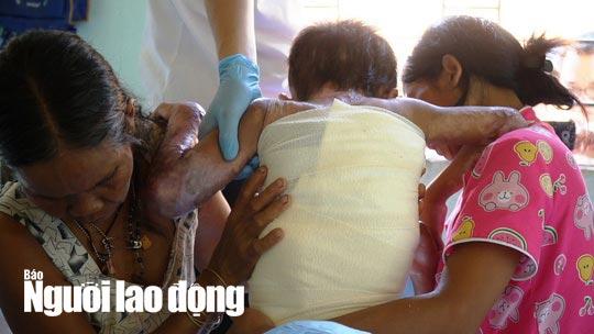 Bác sĩ năn nỉ xin cứu bé 9 tuổi, gia đình quyết từ chối - 2