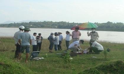Quảng Nam: Đi bắt cá, kinh hãi phát hiện thi thể không đầu, không chân
