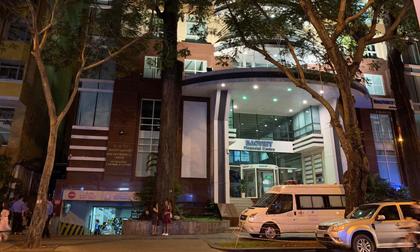 Nam tài xế tử vong trong toà nhà cao tầng giữa trung tâm Sài Gòn