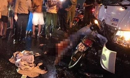 Va chạm ô tô, người phụ nữ tử vong trên đường đón 3 trẻ đi học về