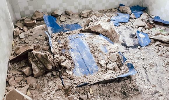 Ám ảnh hiện trường 2 xác người trong thùng nhựa đổ bê tông ở Bình Dương - 5