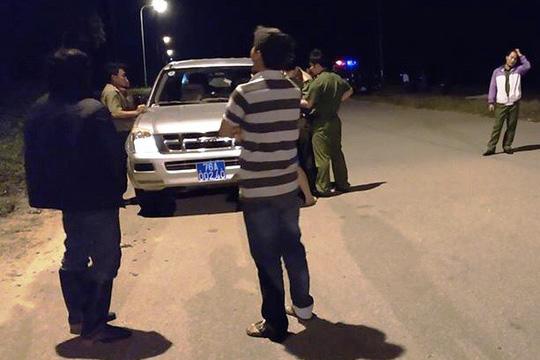 Vụ tạt axit ở Quảng Ngãi: Thu thập nhiều tài liệu, chứng cứ quan trọng - Ảnh 1.